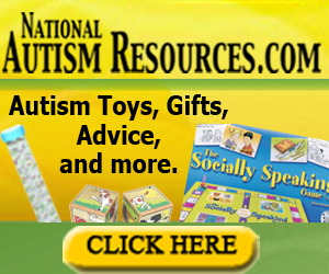 National autism resources toys gifts advice for kids and adults
